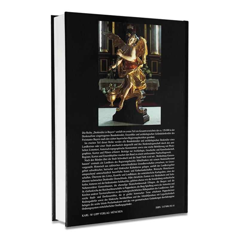 landkr wei enb gunzenh denkm ler in bayern edition lipp verlag. Black Bedroom Furniture Sets. Home Design Ideas